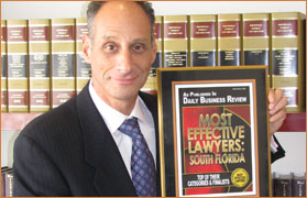 Most effective lawyers recognition